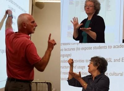ASL Instruction