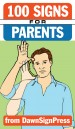 100 Signs for Parents (set of 50)