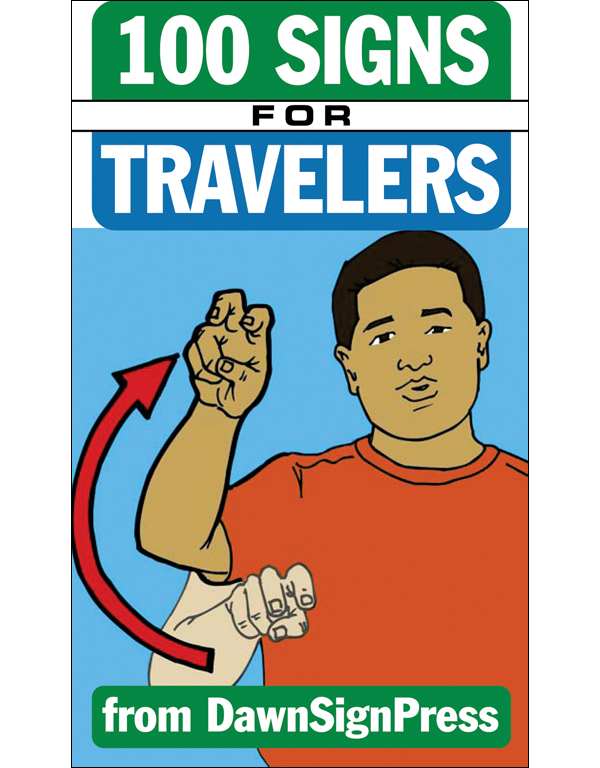 100 Signs for Travelers (set of 50)