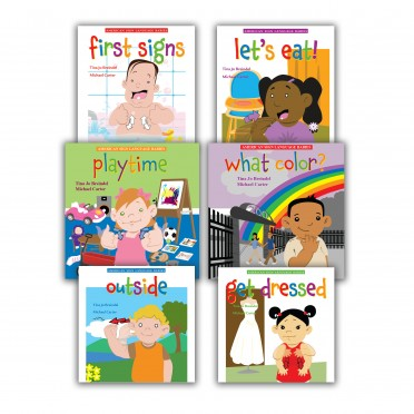 American Sign Language Babies Collection