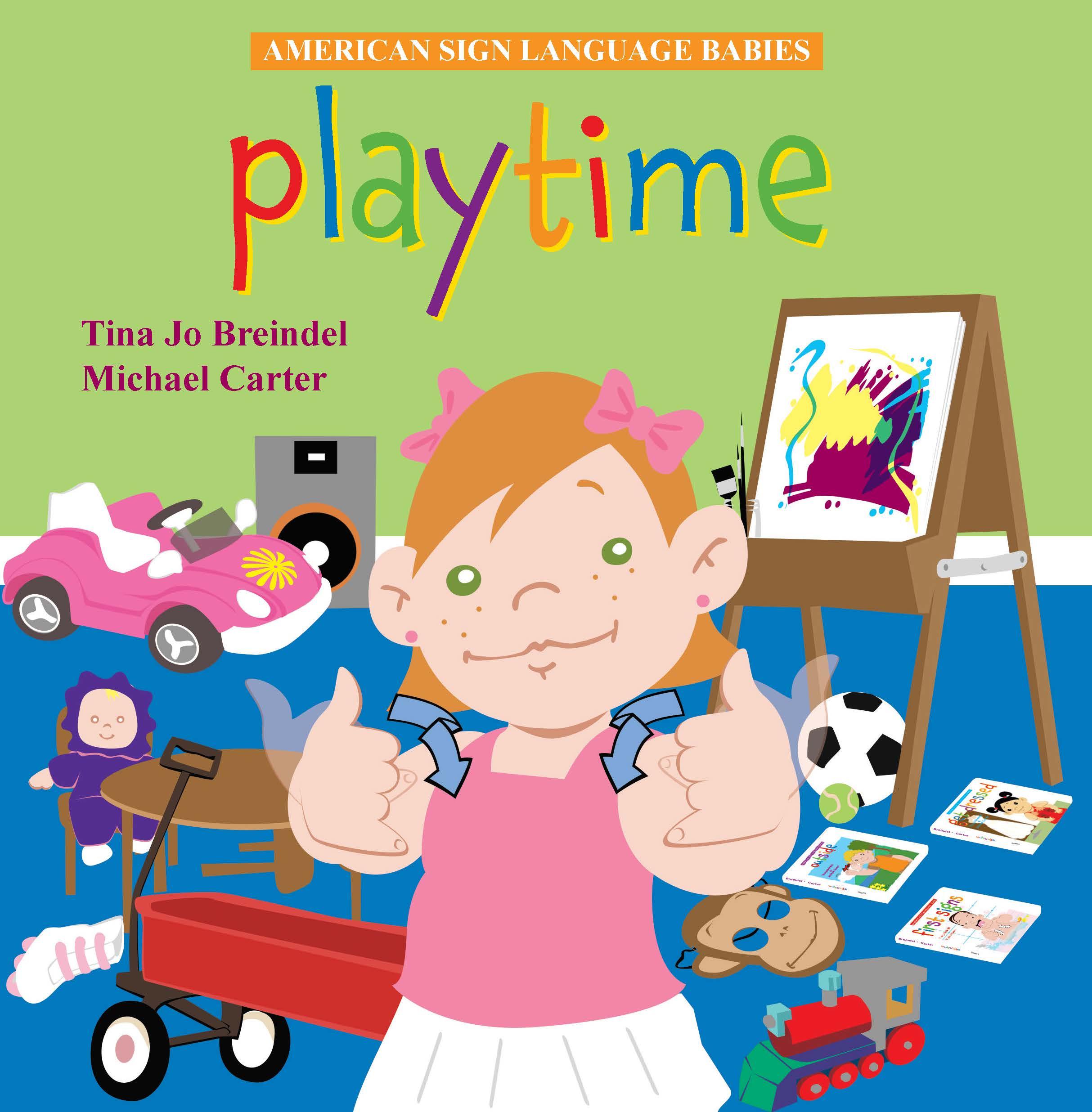 ASL Babies: Playtime