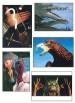 Deaf Art Note Cards: Works of Chuck Baird - Set 4