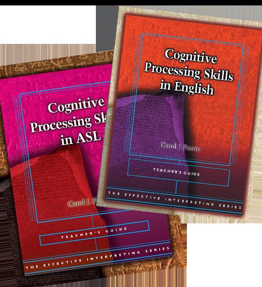 EIS Cognitive Processing Teacher's Set BOGO