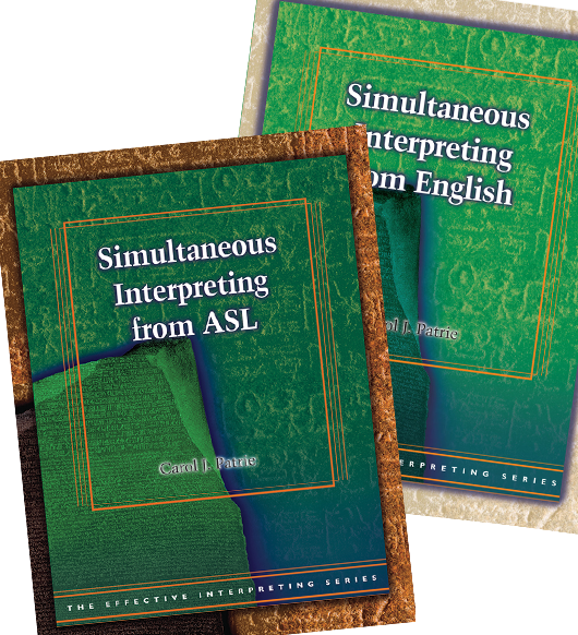 EIS Simultaneous Interpreting Study Set BOGO