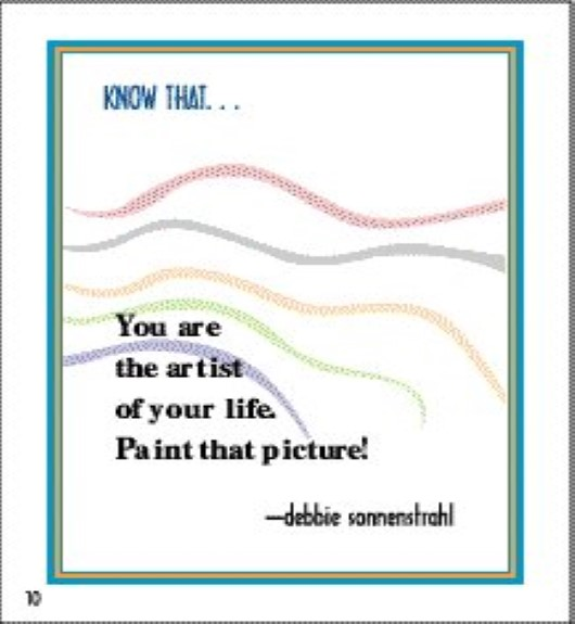 Know That... Quotes from Deaf Women for a Positive Life