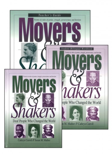"movers and shakers in teaching history ""26"" the movers and shakers of variety television captures the core of what has made the captivating world of variety television endure nowhere else is it."
