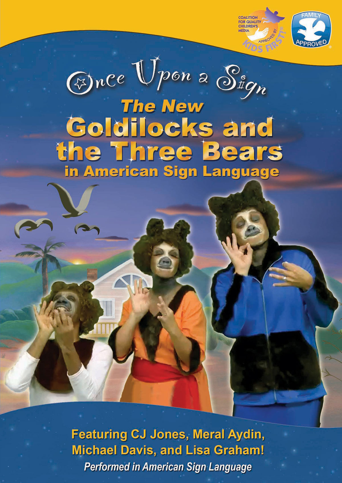 Once Upon a Sign: Goldilocks and the Three Bears