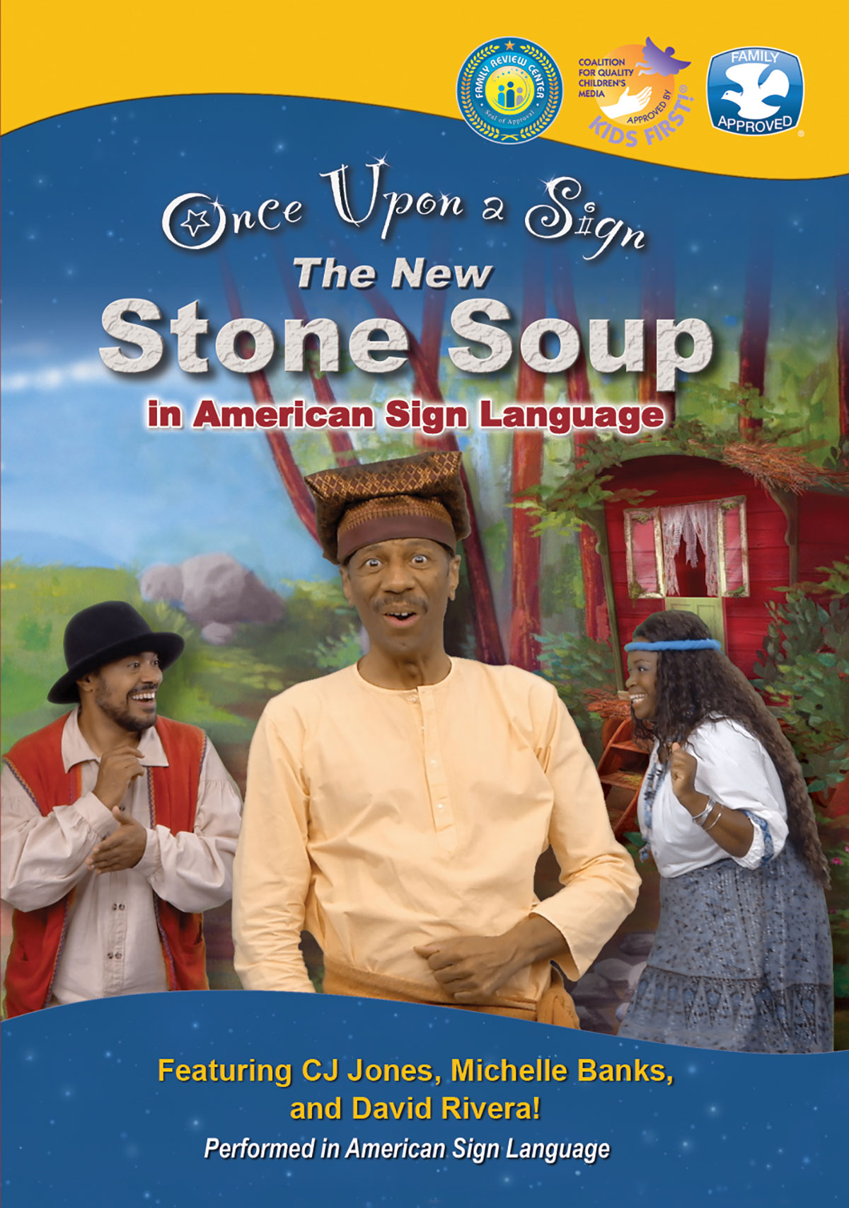 Once Upon a Sign: Stone Soup