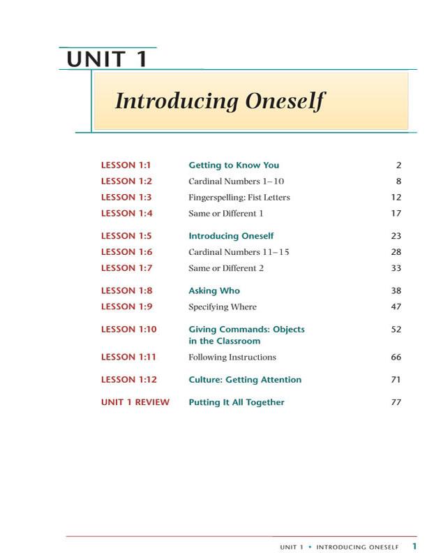 signing naturally unit 1-6 free pdf