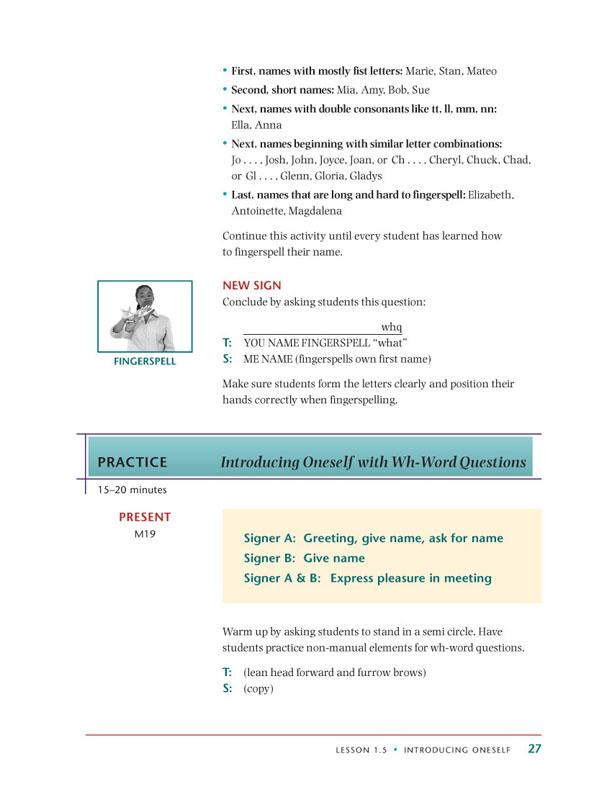 Signing Naturally Units 1-6 Teacher's Curriculum Set