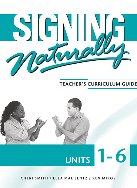 Signing Naturally Units 1-6 Video Download