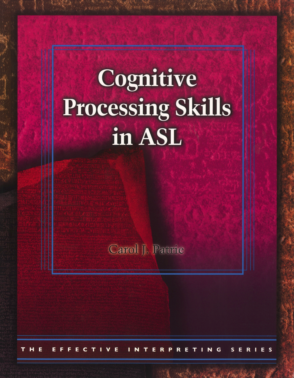 Cognitive Processing Skills in ASL