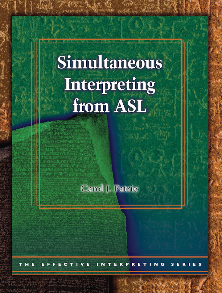 Simultaneous Interpreting from ASL