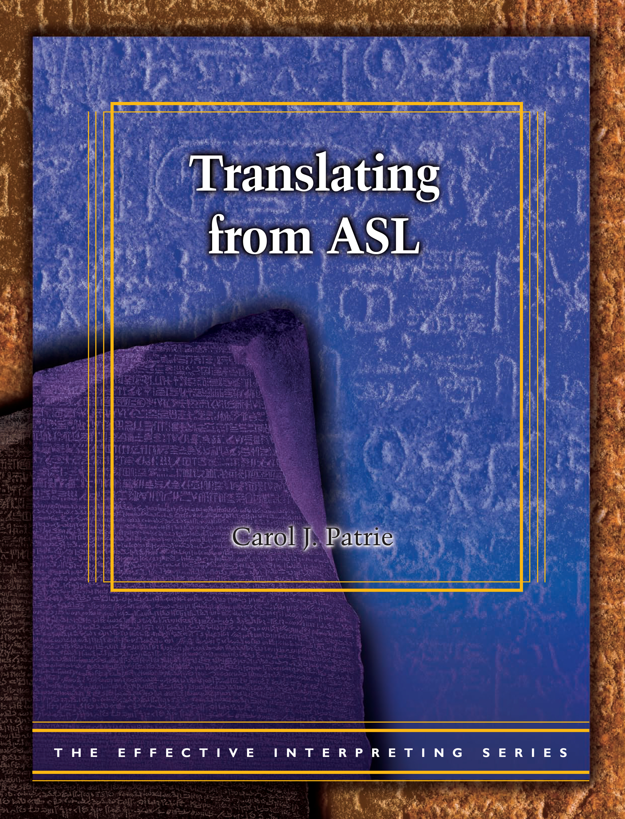 Translating from ASL